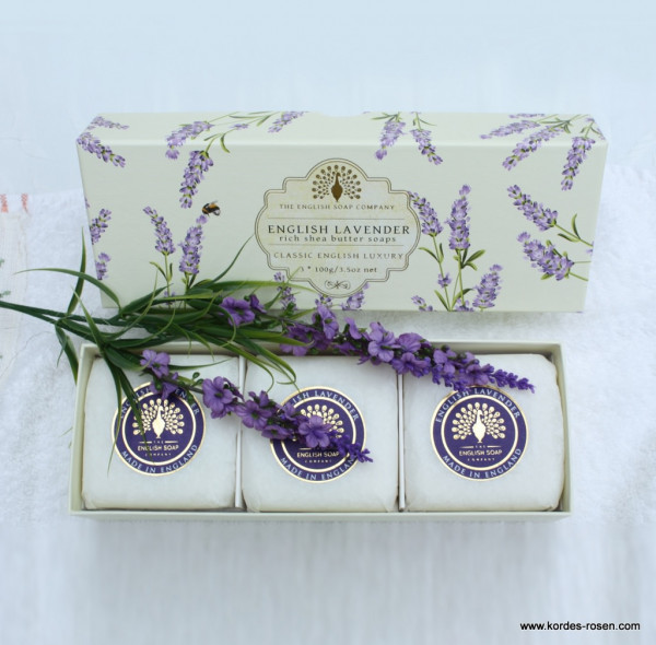 "Artikelbild 1 des Artikels English Luxury Soap ""Lavender"""